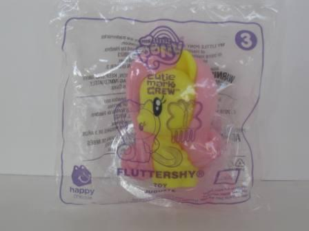 2018 McDonalds - #3 Fluttershy - My Little Pony